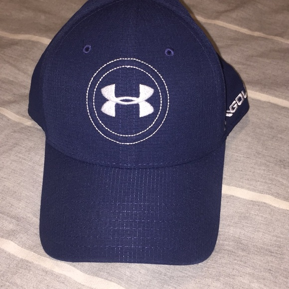 wholesale dealer e2da9 756ab Under Armour Jordan Spieth Golf Hat. M 5b330773819e90066e931aeb